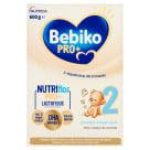 BEBIKO PRO+2 Mleko następne częściowo fermentowane dla niemowląt powyżej 6. m 600g
