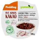 YUMMITY Pudding ryżowy z kakao 120g