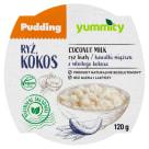 YUMMITY Pudding ryżowy z kokosem 120g