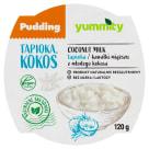 YUMMITY Pudding ryżowy z tapioką i kokosem 120g
