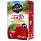SADY WINCENTA Sok jabłkowy w kartonie tłoczony 3l