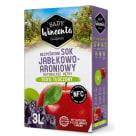 SADY WINCENTA Sok jabłko - aronia w kartonie tłoczony 3l