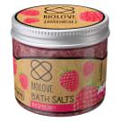 BIOLOVE Sól do kąpieli Malina 450g