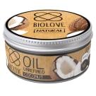 BIOLOVE Olej kosmetyczny kokosowy nierafinowany 100ml