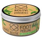 BIOLOVE Peeling do stóp Zielona herbata 100ml