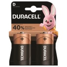 DURACELL D/ LR 20 Baterie Alkaliczne 2 szt. 1szt