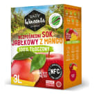 SADY WINCENTA Sok jabłkowy z mango w kartonie tłoczony 3l