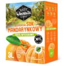 SADY WINCENTA Sok mandarynkowy w kartonie wyciskany 3l