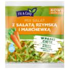 FIT&EASY Mix sałat z sałata rzymską i marchewką 180g