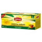 LIPTON Oriental Garden Herbata czarna 25 torebek 61g