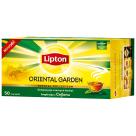 LIPTON Oriental Garden Herbata czarna 50 torebek 110g