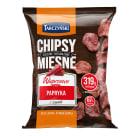 TARCZYŃSKI Chipsy mięsne wieprzowe papryka z szynką 25g