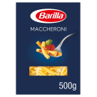 BARILLA Makaron maccheroni (krótkie rurki) 500g