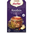 YOGI TEA Herbata Rooibos 17 torebek BIO 30g