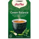 YOGI TEA Herbata zielona Równowaga 17 torebek BIO 30g