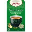 YOGI TEA Herbata zielona Energia 17 torbek BIO 30g