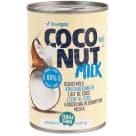TERRASANA Coconut milk - mleko kokosowe bez gumy guar (tł. 22%) BIO 400ml