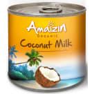 AMAIZIN Coconut Milk - napój kokosowy (17% tłuszczu) BIO 200ml