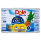 DOLE Tropical Gold Plastry ananasa w soku 227g