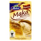 MELVIT Mąka pszenna razowa do wypieku domowego chleba 1kg
