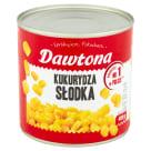 DAWTONA Kukurydza słodka w zalewie 400g