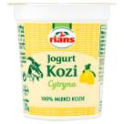 RIANS Jogurt kozi cytrynowy 115g