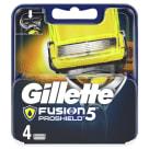 GILLETTE Fusion5 ProShield Ostrza wymienne do maszynki 4 szt. 1szt