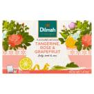 DILMAH Mieszanka do zaparzania Tangerine Rose & Grapefruit 20 torebek 40g