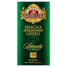 BASILUR Sencha Herbata zielona 25 torebek 37g