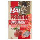 BAKALLAND BA! Owsianka proteinowa wiśnia & truskawka 47g