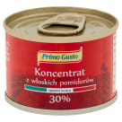 PRIMO GUSTO Koncentrat pomidorowy 30% 70 g