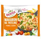 HORTEX Makaron na patelnię z sosem serowym mrożony 450g