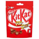 NESTLÉ KIT KAT Pop Choc Kruchy wafelek w mlecznej czekoladzie 140g