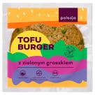 POLSOJA Tofuburger z zielonym groszkiem 100g
