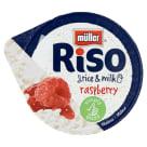 MULLER Riso Ryż z malinami 175g