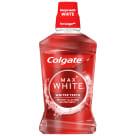 COLGATE Max White Płyn do płukania jamy ustnej 500ml