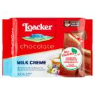 LOACKER Czekolada mleczna z kremem 55g