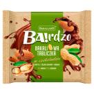 BAKALLAND BA!rdzo Bakaliowa tabliczka - daktyle, solone arachidy, migdał 65g