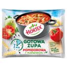HORTEX Gotowa zupa pomidorowa z makaronem 350g