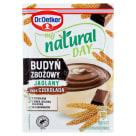 DR. OETKER My Natural Day Budyń jaglany czekoladowy 56g