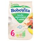 BOBOVITA Pyszne śniadanko Kaszka manna o smaku owocowym - po 6 miesiącu 230g
