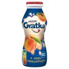 DANONE Gratka Napój mleczny o smaku brzoskwiniowym 170g