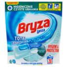 BRYZA Hygiene&Protection Kapsułki żelowe do prania tkanin białych i kolorowych 28 szt. 600g