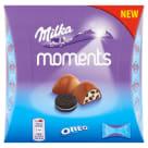 MILKA Moments Czekoladki mleczne Oreo 11 szt. 92g