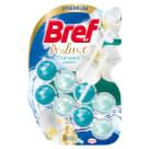 BREF DeLuxe Zawieszka do WC -  Czarujący Jaśmin 2x50g 1szt