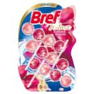 BREF DeLuxe Zawieszka do WC - Delikatna Magnolia 3x50g 1szt