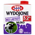 MLEKOVITA Wydojone Mleko bez laktozy 3,2% 500g