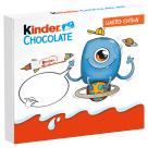 KINDER CHOCOLATE Batoniki z mlecznej czekolady z nadzieniem mlecznym 4 szt. 50g