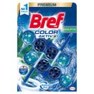 BREF Color Aktiv Zawieszka do WC - Eukaliptus 2x50g 1szt