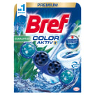 BREF Blue Aktiv Zawieszka do WC - Eukaliptus 50g